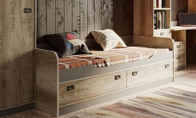 Детская кровать «Пилигрим»
